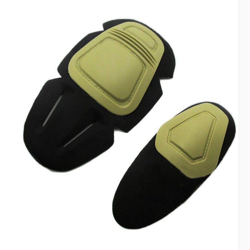 Outdoor Tactical GEN2 Knee Pad Elbow Knees Military Airsoft Uniform Suits Army Military Combat Uniform, Support Pantball Clothes