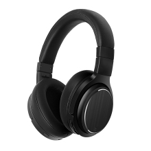 цена на Russian Active Noise Cancelling Bluetooth 4.2 Headphones Mic Wireless Wired Comfortable Fordable Stereo ANC Over Ear Headset