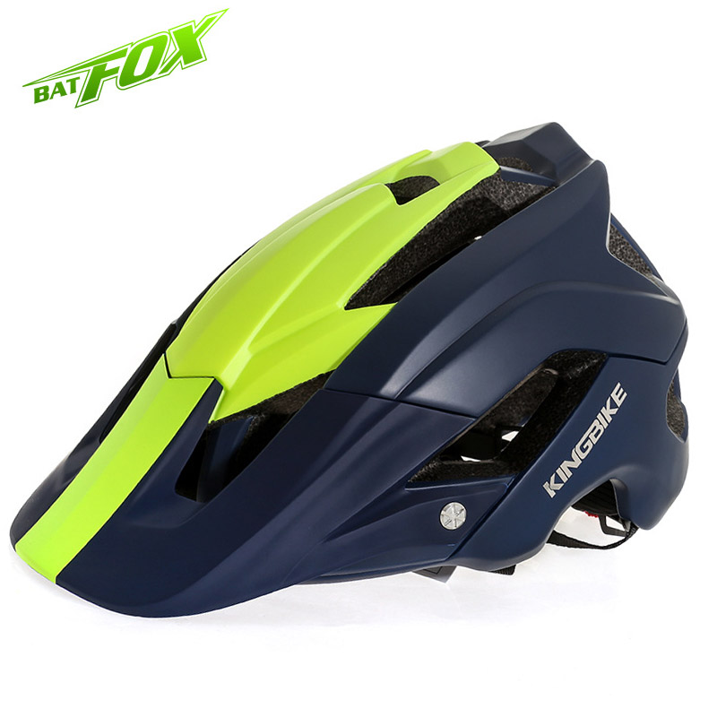 BATFOX High Quality mtb Cycling Helmet 2017 New Ultralight Bike Safety Cap Integrally-molded Bike Bicycle Helmet casco ciclismo batfox cycling helmet road mountain cycle helmet integrally molded mtb bicycle helmet ultralight bike helmet casco ciclismo