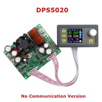 DPS5020 Constant Voltage Current Step Down Communication Digital Power Supply Buck Voltage Converter LCD Voltmeter 50V