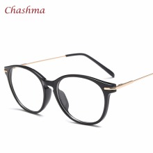 Chashma Brand Fashion Reading Eyeglasses Optical Glasses Frames Glasses Women New Cat Eye Frame Ultra Light Frame Clear Glasses