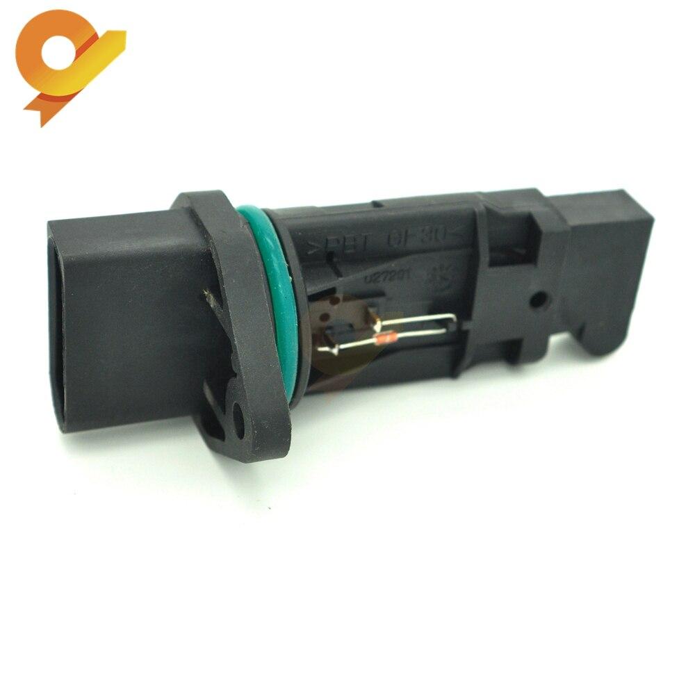 Mass Air Flow Meter MAF Sensore Per Volkswagen VW Audi A3 tutti i Motori 1.9 TDI 0281002531 038906461B F00C2G2055 0 281 002 531