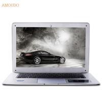 Amoudo-6C Plus 14 pulgadas Intel Core i7 CPU 8 GB de RAM 64 GB SSD Windows 7/10 Sistema 1920x1080 P Portátil Ordenador portátil de Arranque Rápido