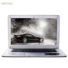 Amoudo-6c плюс 14 дюймов intel core i7 cpu 8 ГБ ram + 64 ГБ ssd windows 7/10 система 1920×1080 P быстрая загрузка ноутбук ноутбука