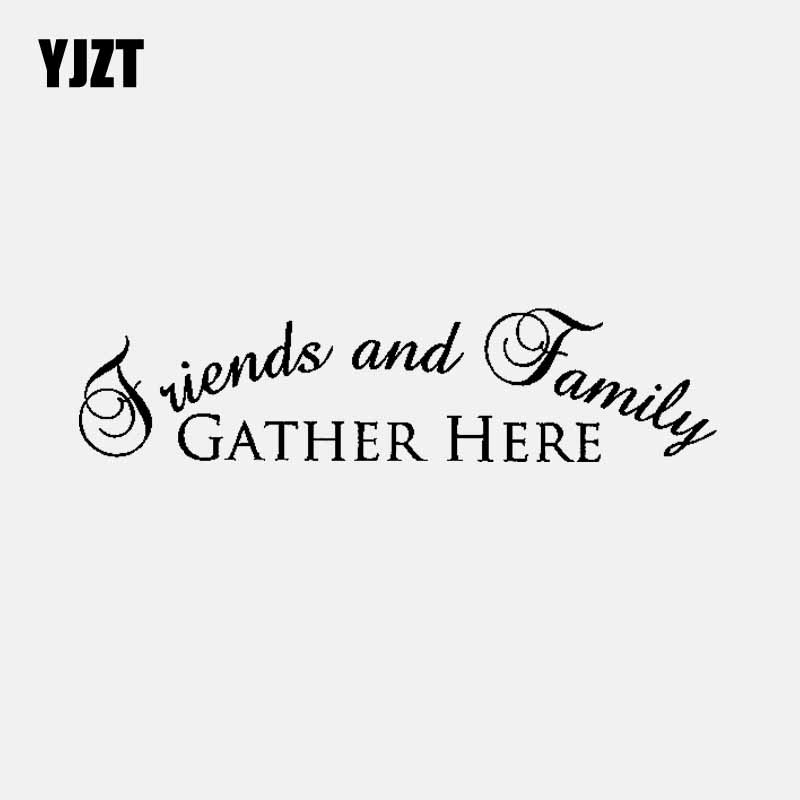 Let S Be Friends Vinyl Decal Sticker Free Period Press