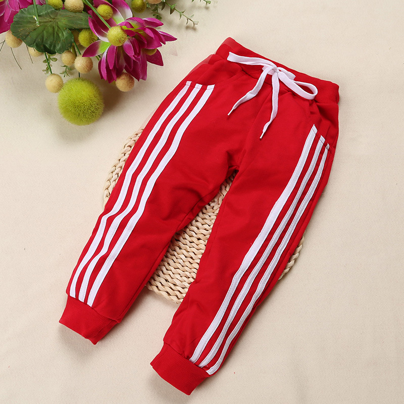 2018 Baby Cotton Full Trousers Newborn Casual Spring Autumn Pants Long Infants Boys Harem Pants Baby Boys Girls Clothing Pants 3