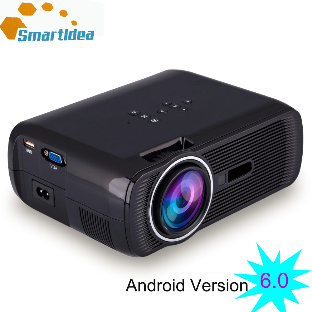 Popular E03 Tv Projector Mini Led Projector Home Theater: Best 1800lumens Mini Projector LED 3D Home Cinema Video