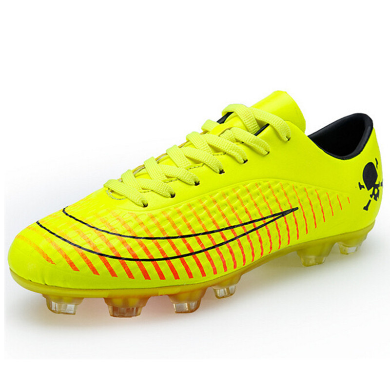 2016 Original Brand Football Boots Cleats Soccer Shoes Mens Women Kids  football shoes Sports Soccer Shoes zapatos de soccer  cd0980a13b