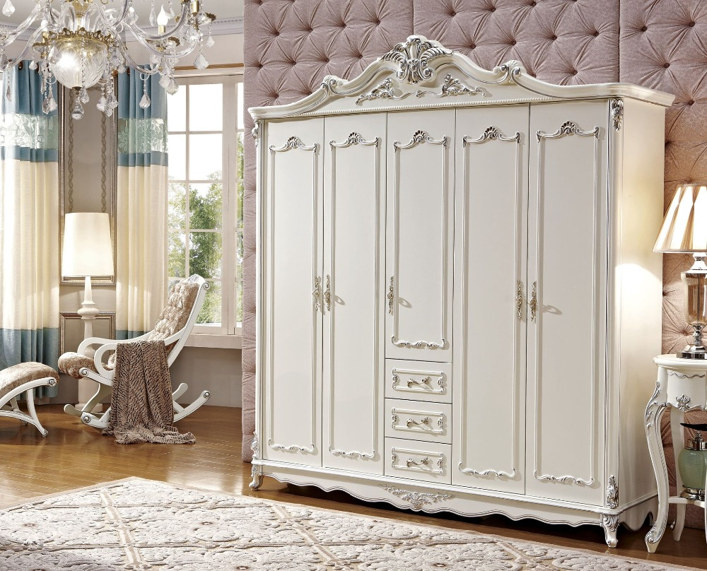 цены на Hot selling 5 doors wardrobe from ProCARE furniture в интернет-магазинах