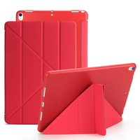 Magnet TPU Flip Stand Leather Cover Case For Apple IPad 2 3 4 Case Retina Display