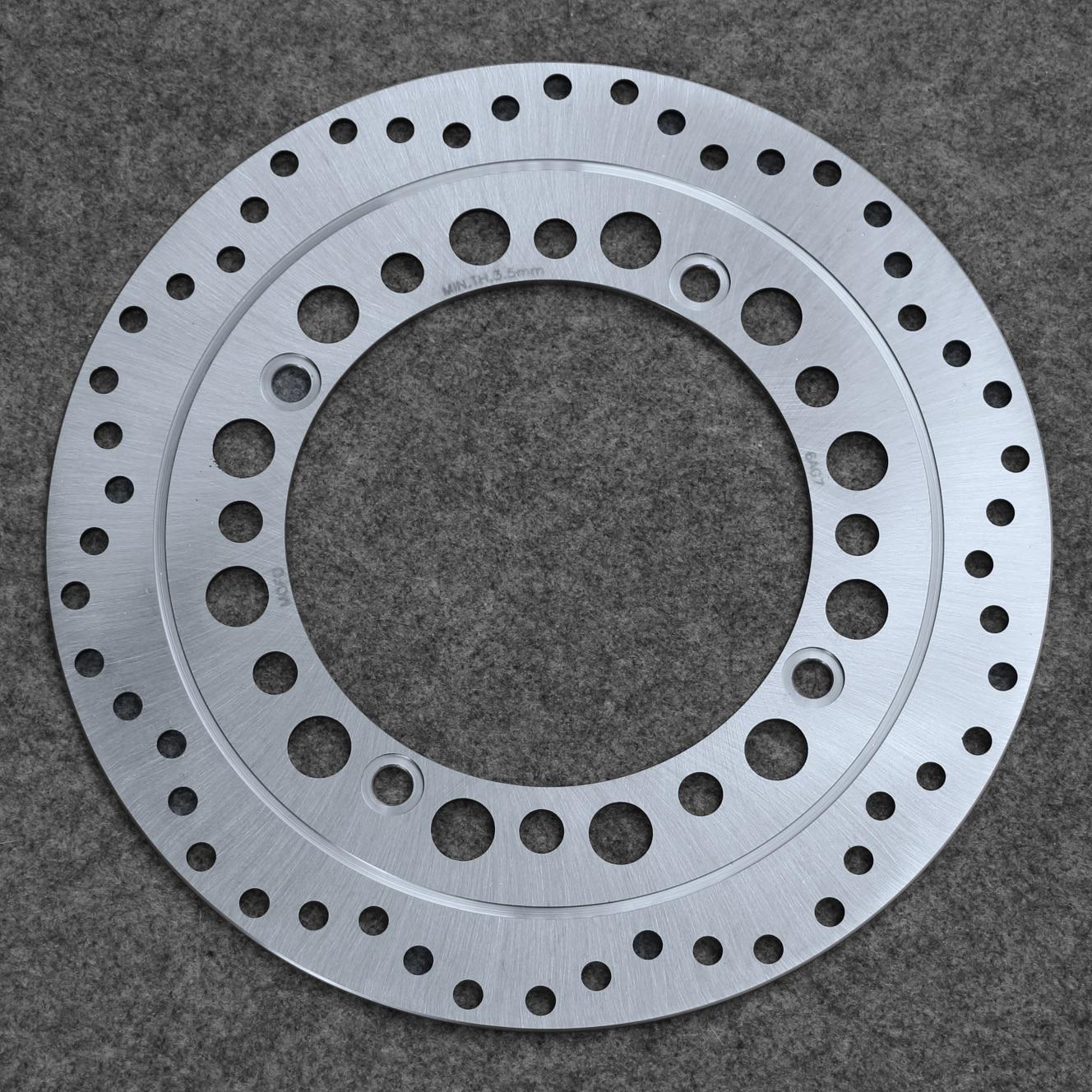 Ротор дисковых передних тормозов подходит для мотоциклов Honda XRV750 Africa Twin A 90 91 92 93