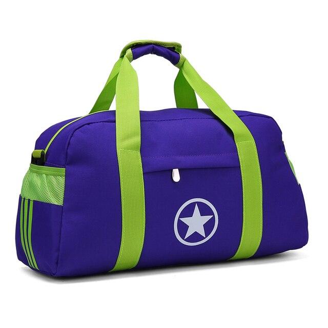 2017 Nueva bolsa de asas bolsas bolsa mujeres bolsas de viaje bolso Impermeable de gran capacidad del viaje del equipaje bolsa de bolsa de lona