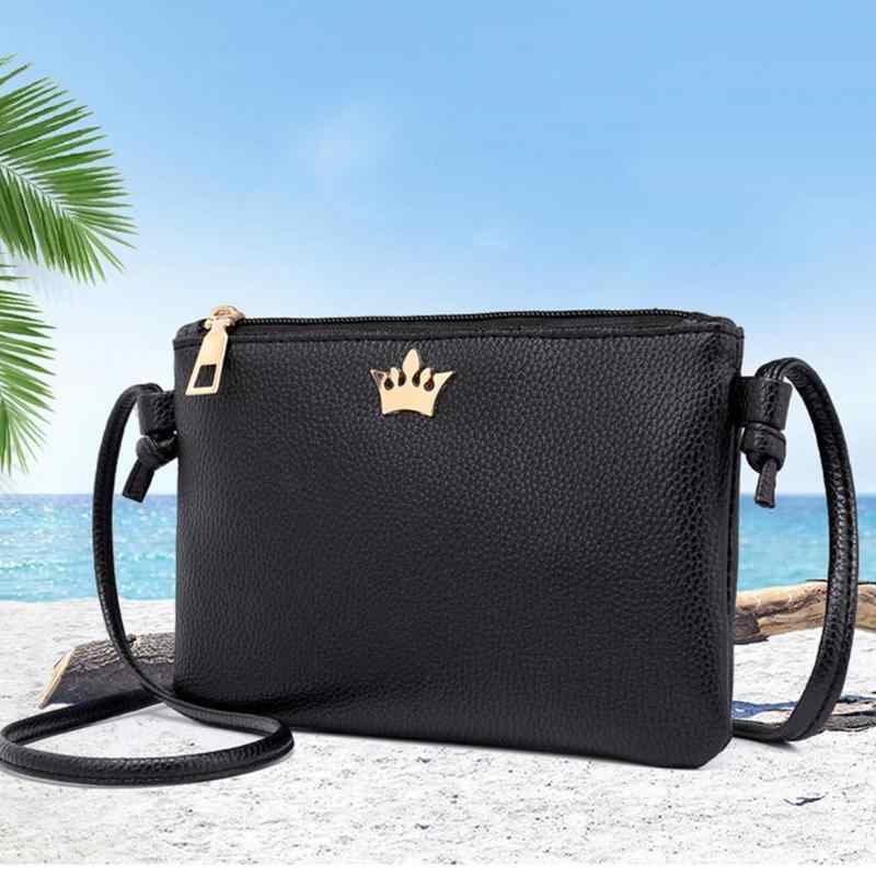 fc53a69dd4c4 Detail Feedback Questions about Casual Small Imperial Crown Candy Color Handbags  Envelope Clutches Ladies Party Purse Women Crossbody Shoulder Messenger ...