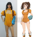 New Anime The Seven Deadly Sins Diane Cosplay Costume Custom Made Any Size
