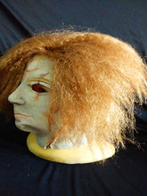 Latex Costume Horror Michael Myers Mask with Hair for Funny Masquerade Halloween