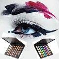 2016 professional 40 cor dos olhos sombra paleta de maquiagem nude matte natural de longa duração beleza da paleta da sombra de maquiagem
