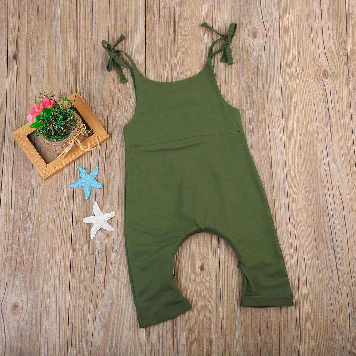 Pudcoco кружевные Комбинезоны и спортивные костюмы детские резинки для девочек танковый комбинезон Зеленый цельный новорожденный