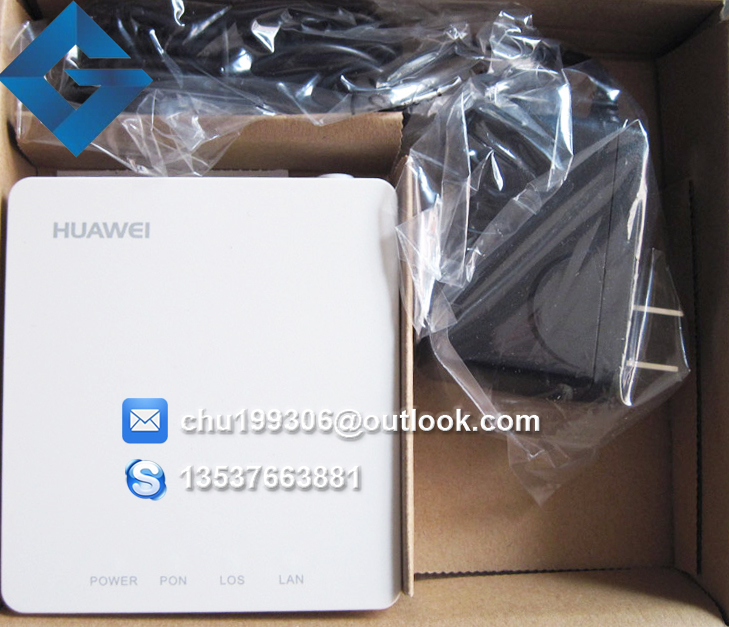 imágenes para Huawei HG HG 8010 H 8010 solo puerto ethernet Epon FTTH terminales ONT aplica a modo de FTTH Inglés Versión