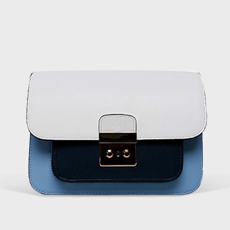 Luxury Handbags Women Bags Designer High Quality Genuine Leather Ladies Shoulder 2018 New Casual Crossbody Soft