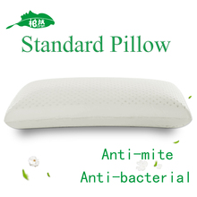 Pure Natural Standard Latex Foam Comfort Pillow Cervical Health Care