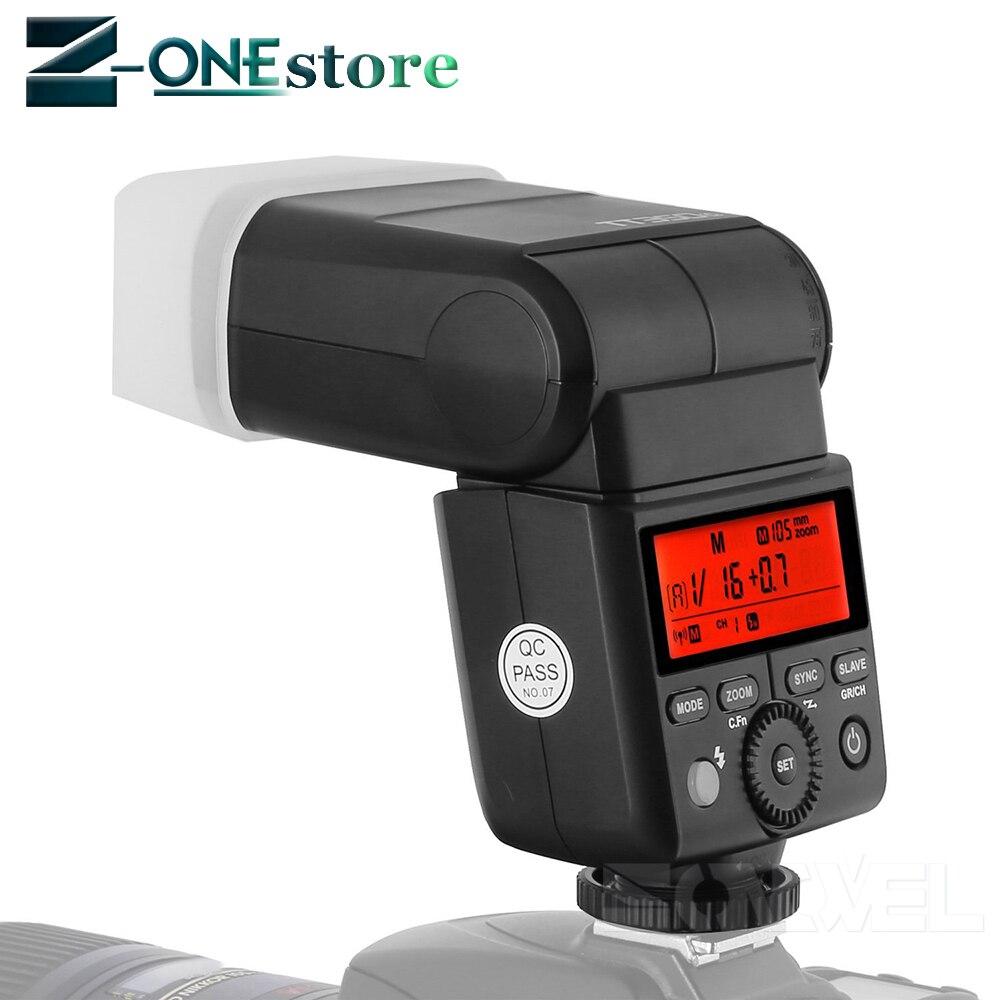 2 * GODOX TT350C 2.4G HSS GN36 TTL Mini flash Speedlite + transmetteur de X1T-C sans fil pour Canon EOS 800D 650D 600D 750D 77D M5 M3 - 4