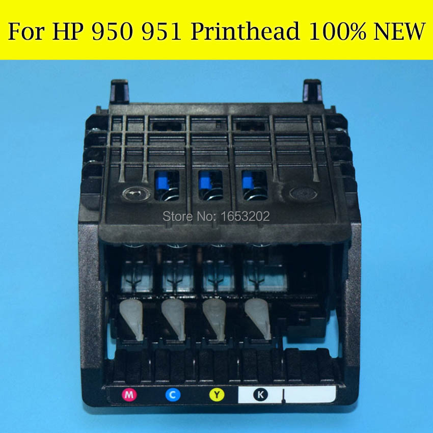 1 PC 100% NEW Original CM751-80013A Nozzle Printhead For HP 950 951 Print Head For HP Officejet Pro 8610 8620 8630 8600 test well 950 951 95%new original printhead print head for hp 8600 8100 8620 8630 8640 8660 251dw 276 printer head for hp 950