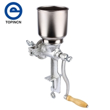 Manual Coffee Mill Stand Operation Coffee Bean Grinder Sesame Grinders