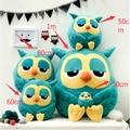 Hot Sale 1 Piece High Quality 30cm Super Cute Owl Plush Toys Baby Toys Super Soft doll as birthday