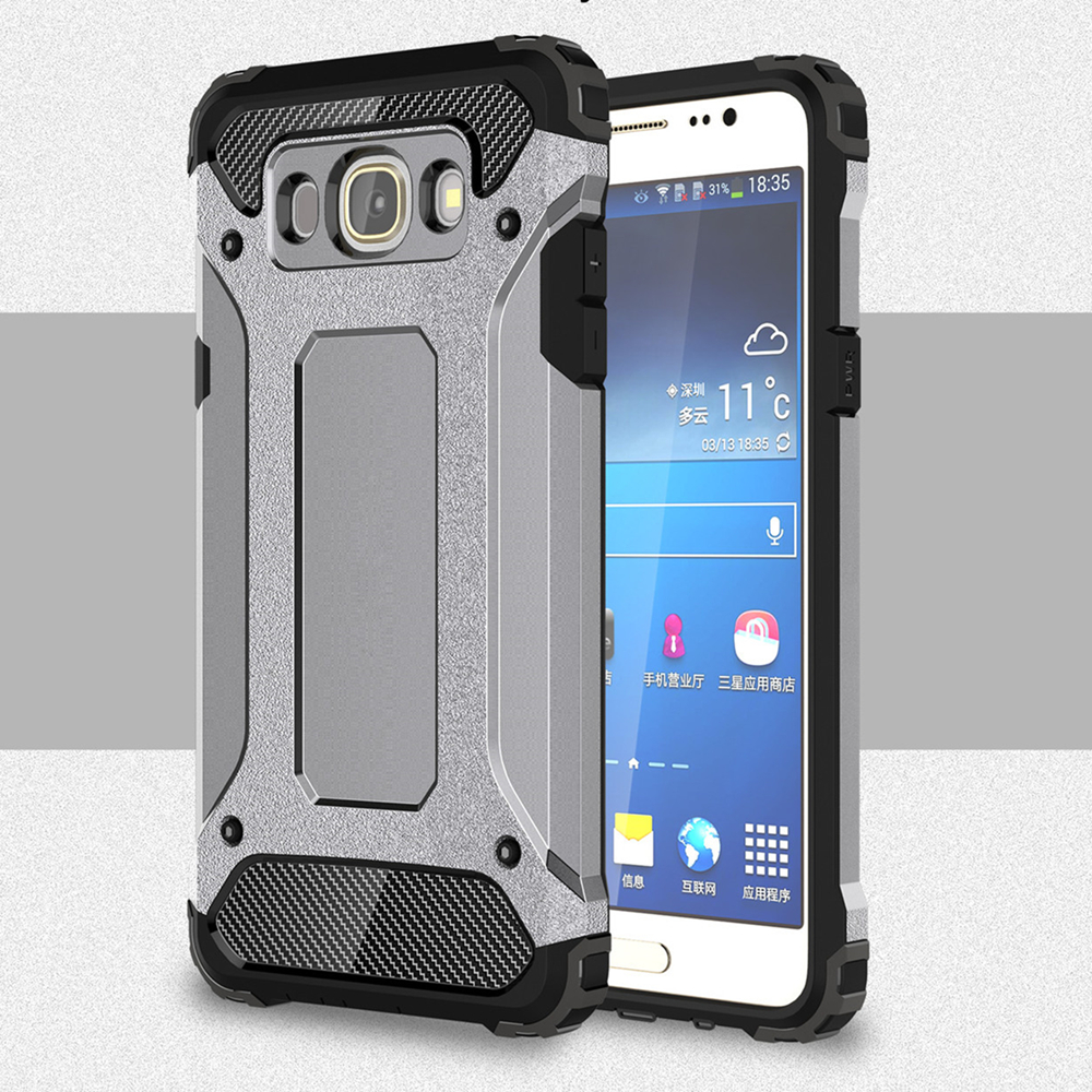 new concept 19e9f 7806d US $2.68 37% OFF|For Samsung Galaxy J7 2016 Case Shockproof Armor Rubber  Phone Case For Samsung Galaxy J7 2016 Cover For Samsung J7 2016 J710 <-in  ...