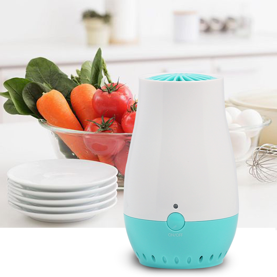 Mini Air Purifier Portable Ozone Generator USB Ozone Ionic Air Cleaner Ozonator Air Fruit Air purifier Ozone Freshener For Home portable ozone generatir water filter air purifier dc12 ozone genrator fqt 100