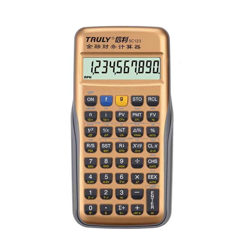 Financial Calculator TRULY SC123 Financial Financial Calculator AFP CFP Examination