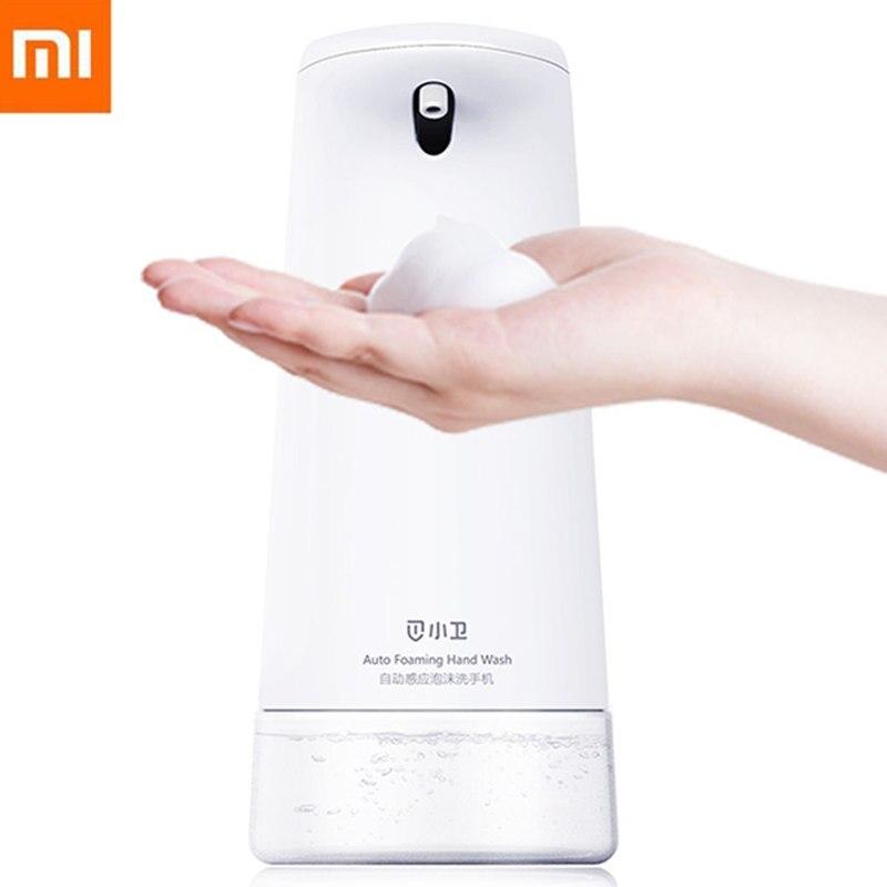 Xiaowei W66018XP Intelligent Auto индукции вспенивания ручная стиральная машина портативный дозаторы мыла