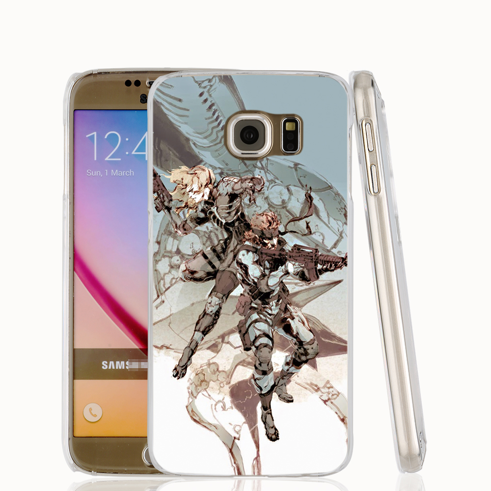ShenZhen DHSD  Co.,Ltd 15292 metal gear solid 1 cell phone protective case cover for Samsung Galaxy A3 A5 A7 A8 A9 2016