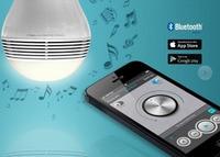MIPOW PlayBulb Wireless Bluetooth 4 0 Speaker Smart LED New Chrismas Party Decorative Light Bulb Free