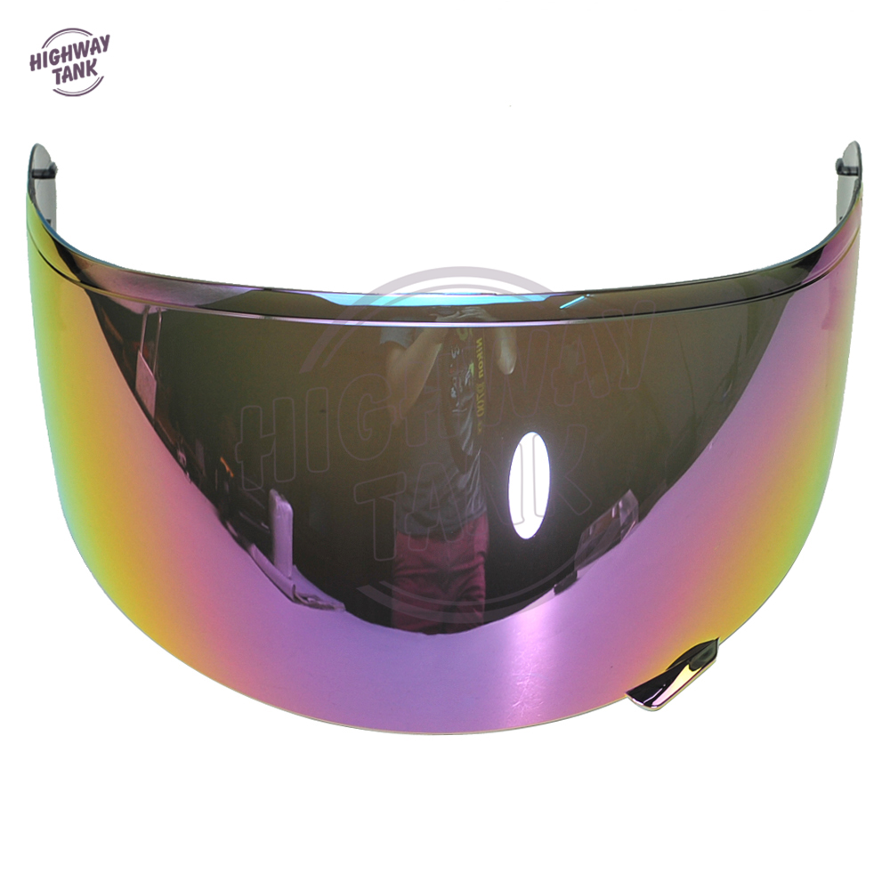 8 Түстер Мотоцикл Тышқанның Visor Full Shields - Мотоцикл аксессуарлары мен бөлшектер - фото 2