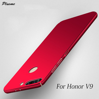 Plusme phone case for Huawei Honor V9 Ultra-thin Scrub Anti-knock PC Case for Honor V9 Mickey Skam Cover Back Protecte Case Bag