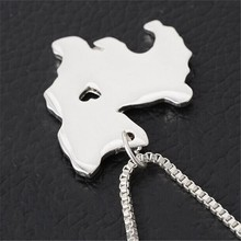 Puppy Yorkshire Terrier Necklace