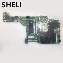SHELI dla LENOVO T440P MB płyta główna oryginalny para T440P laptopa płyty głównej płyta główna w T440P UMA płyta główna VILT2 NM A131 00HM979 w Płyty główne od Komputer i biuro na