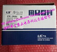 100% Nuovo ed originale K7M DR40U LS (LG) plc controller