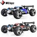 Rc coche wltoys a9591/alta calidad 50 km/h 1/18 2.4gh 4wd off-road buggy control remoto toys navidad cumpleaños regalo para los niños