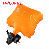 Fishing Anti Drowning Portable Lifesaving Float Wristband Co2 Cylinder Inflatable Bladder Outdoor Fishing Swim Surf Self Rescue