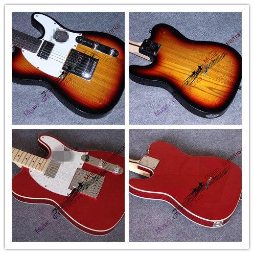 Китай OEM firehawk гитара Горячая продажа Высокое качество красивая F TL Электрогитара высокого качества металлическая фурнитура