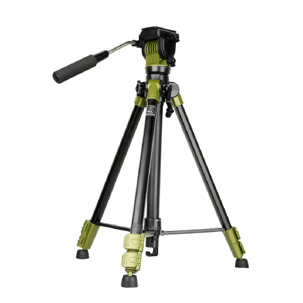 Newest SYS-300 Professional Portable Aluminum Tripod 3D Handle Damping Head For Canon Eos Nikon Sony OLYMPUS Fuji DSLR Camera