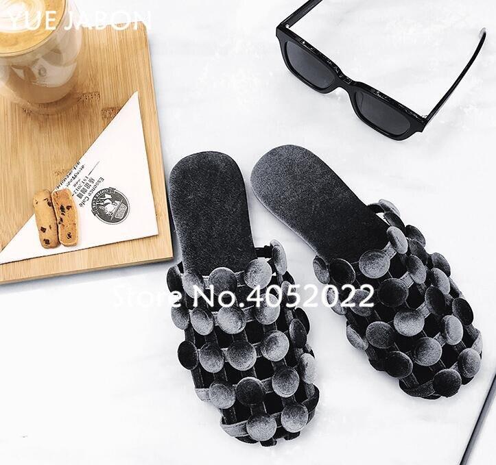 Ocio Diapositiva 1 Mujer Bajo Mules picture Slip Picture Zapatillas Sandalias Calle 2 3 Jabon Slides On Zapatos Caged Yue Gamuza picture Tacones wTp0OqWP