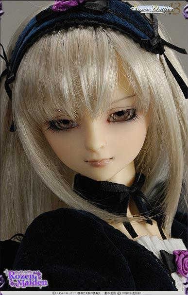 Free shipping volks Suigintou bjd sd doll 1 3 dod luts dod joint dolls Free Eyes