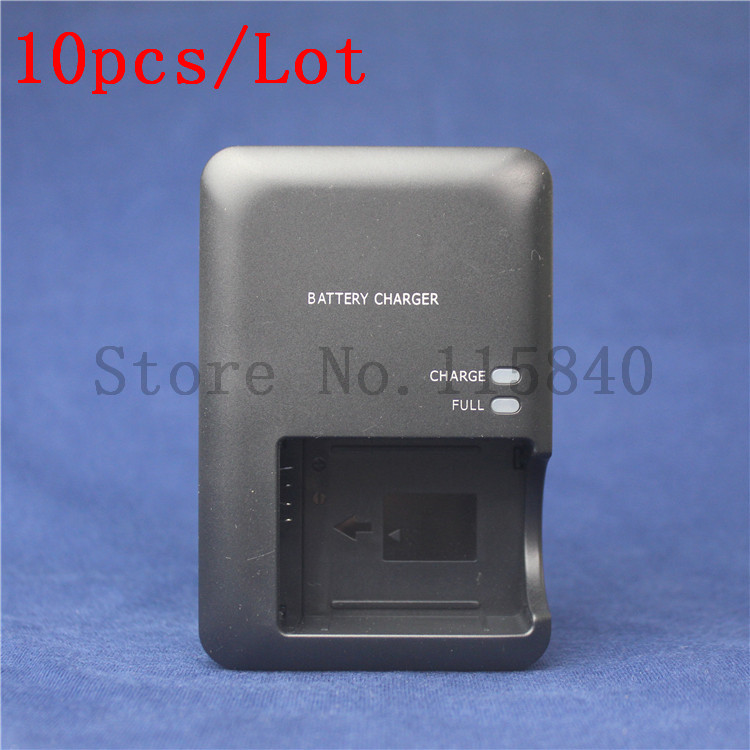10pc lot CB 2LCE 2LCE CB 2LCC 2LCC Battery Charger For Canon Camera NB 10L NB10L