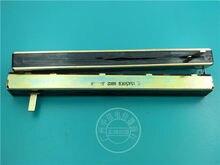 1 pcs para NOBLE 128 milímetros Misturador Único Potenciômetro de Slides A50K/Comprimento Do Eixo 12 MM/A50K-12MM Potenciômetro