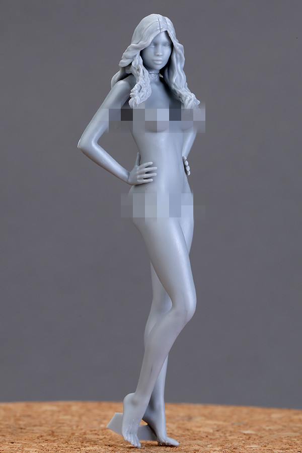 Toys & Hobbies Models & Kits Girl Sexy Resin Figure Model Kit Car Brand Unassambled Unpainted