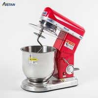 SL-B10S électrique Stand mélangeur planétaire alimentaire mélangeur cuisine farine pâte mélangeur 10L acier inoxydable avec crochet de pâte
