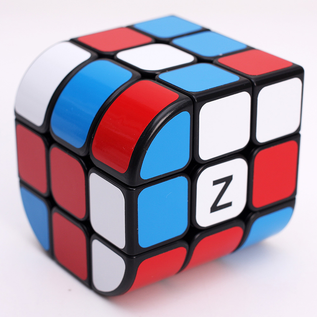 ZCUBE Penrose Cube Trihedron Magic Cube Puzzle Toys for Competition Challenge magic cube iq puzzle star color assorted